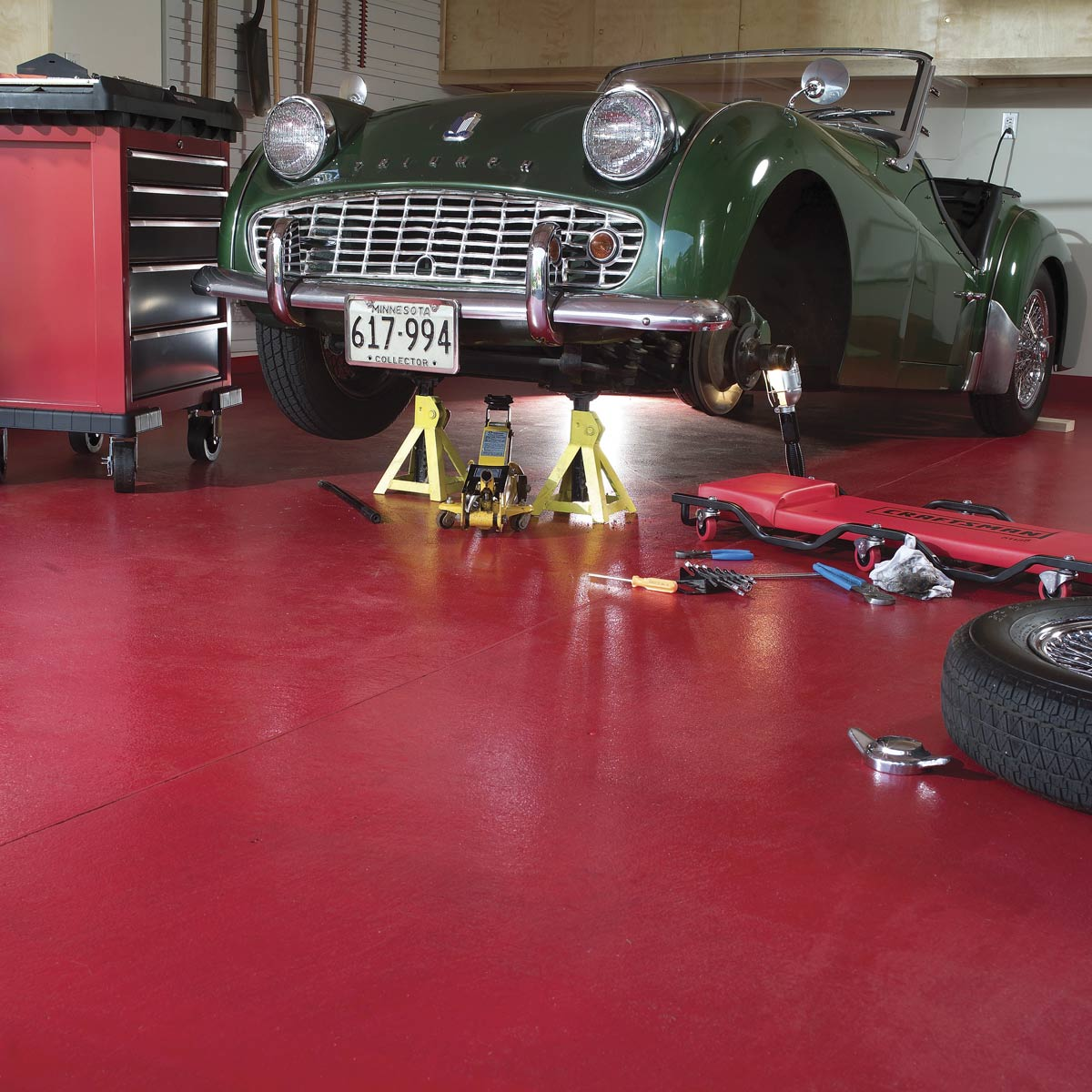 How To Store A Car - Preparation Tips For Vehicle Storage