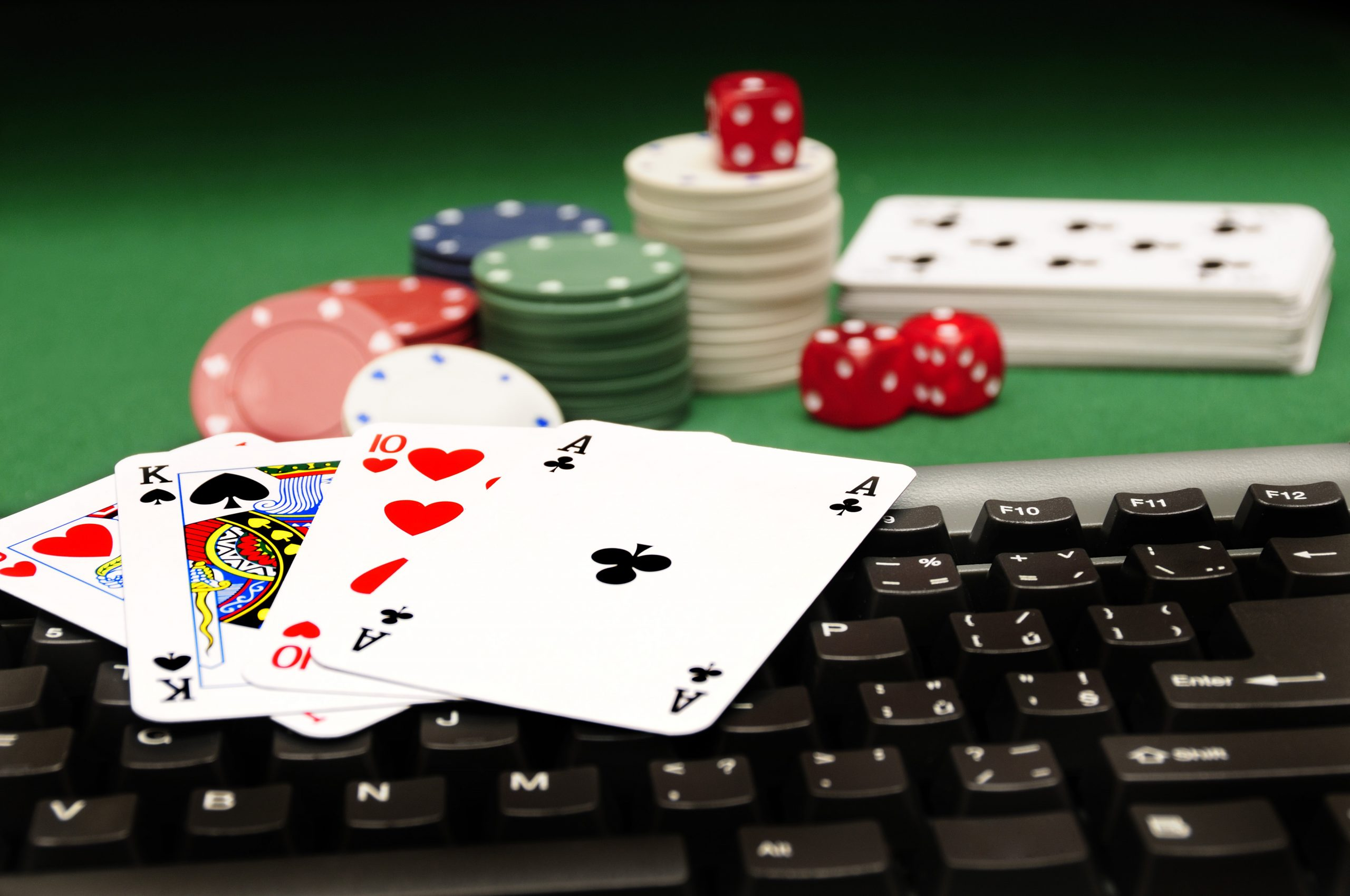 Where To Play Video Slots Online Gambling