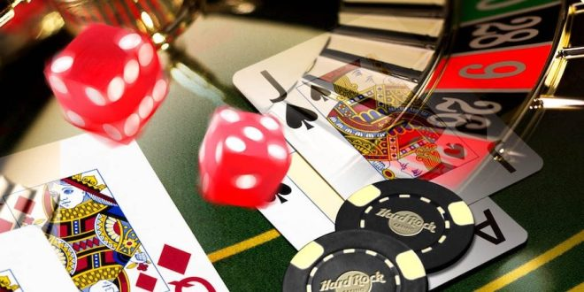Online Casino Games - Play On Your Slots Of Vegas For Actual Money