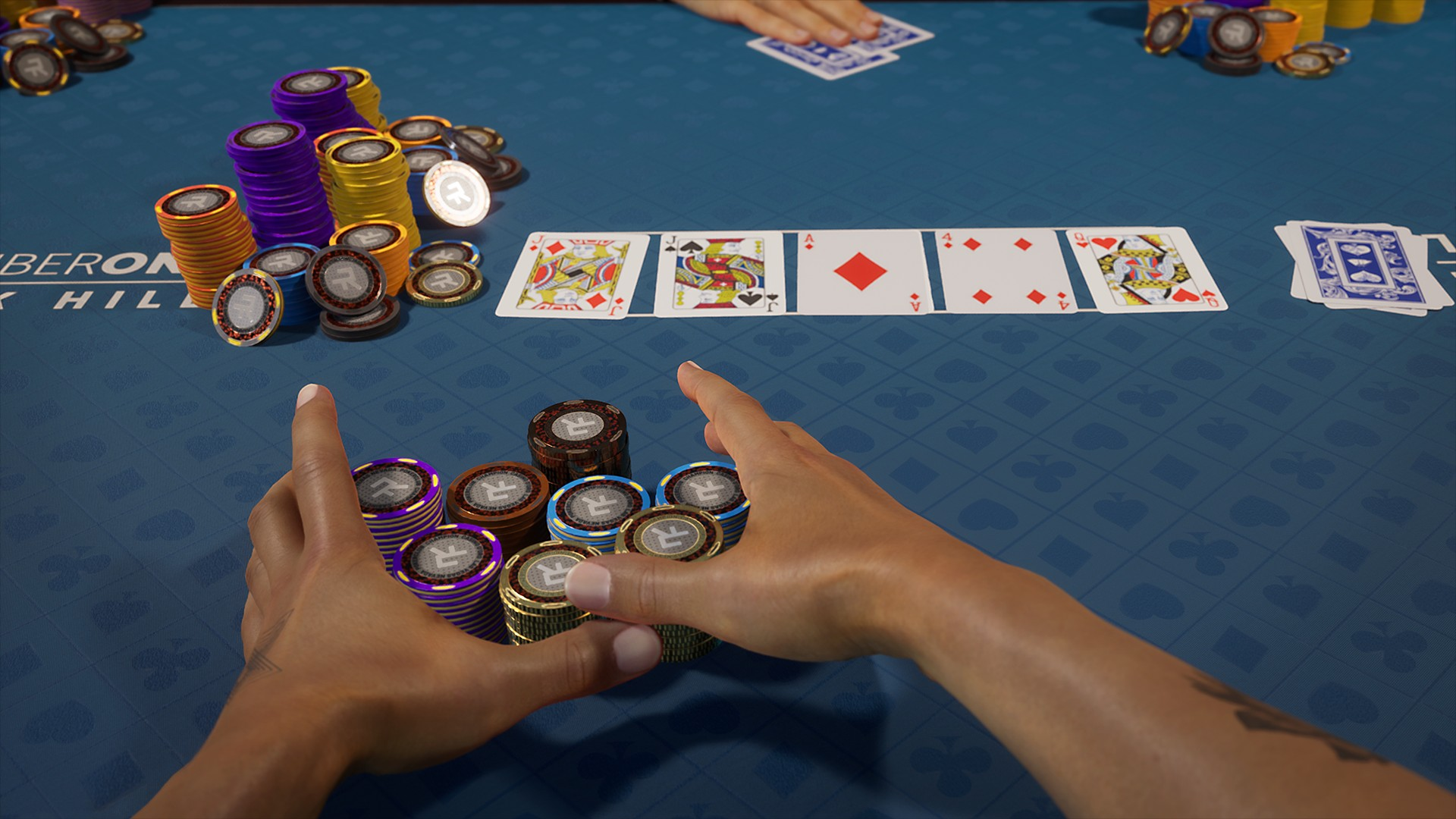 Poker Tips Professional Interview