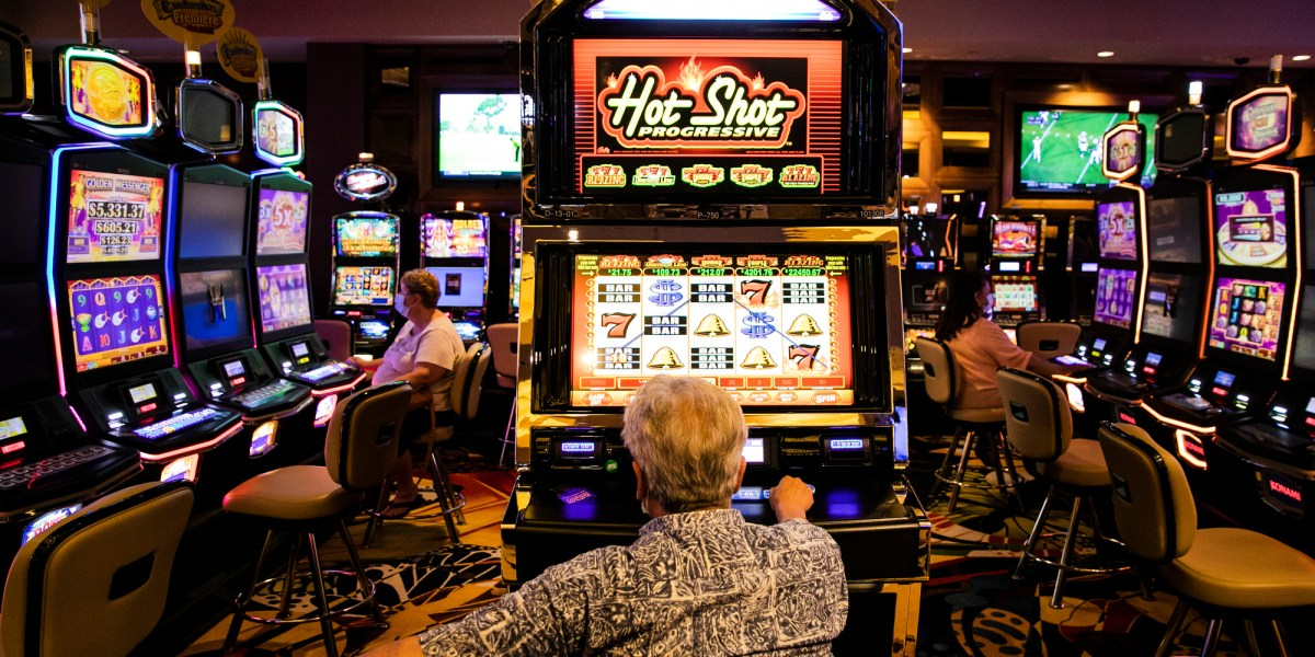Casino Report: Statistics and Facts